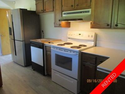 White Rock House for rent:  2 bedroom 1,500 sq.ft.